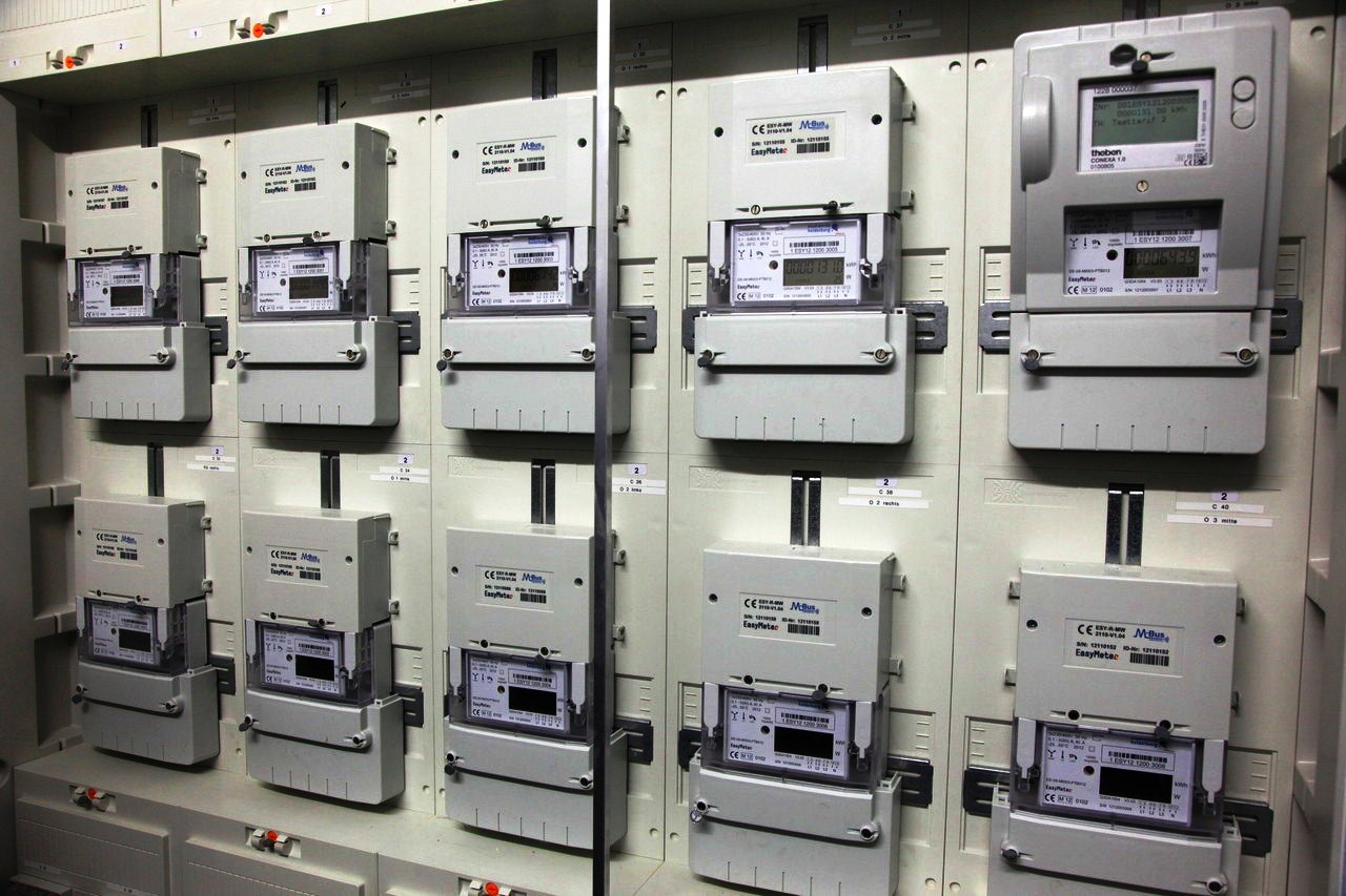 "Smart Meter - ""intelligente"" Stromzähler in Bahnstadt"